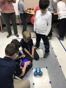 -- Robotics Club is also offered for 1st-3rd grades --