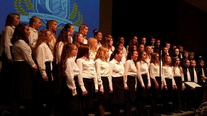 honors choir