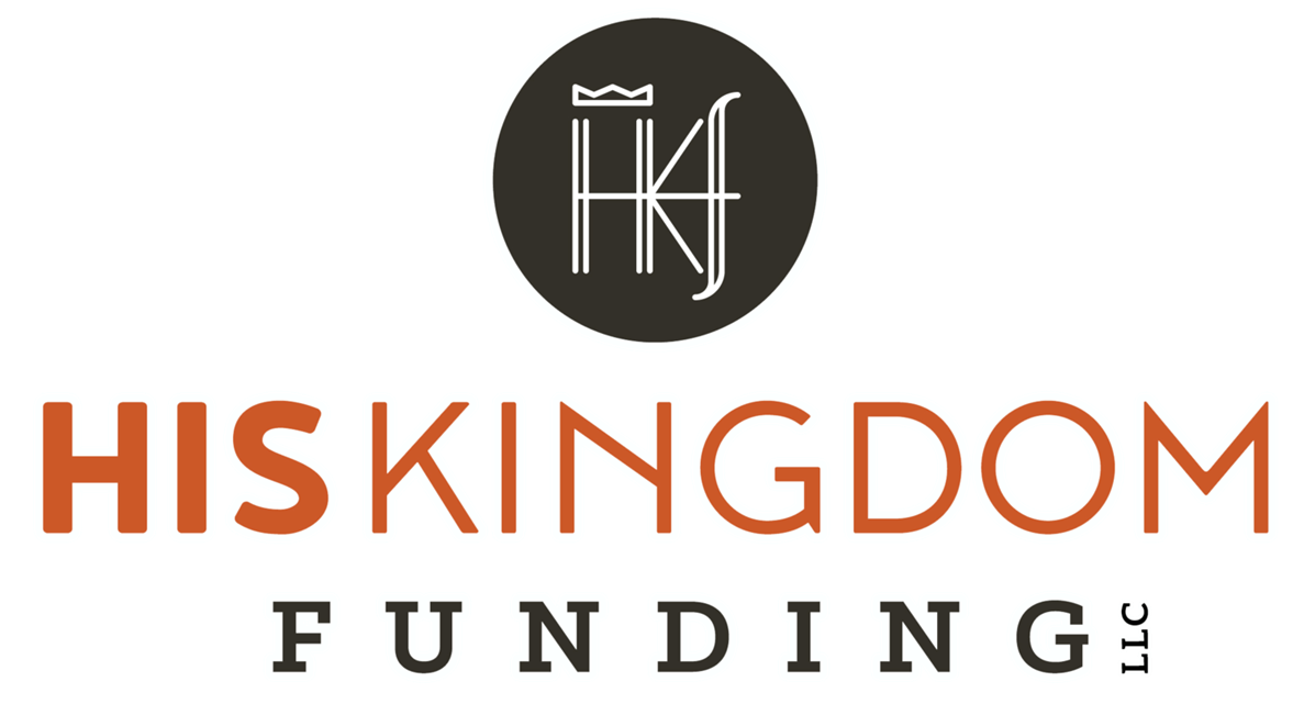 His Kingdom Funding Logo